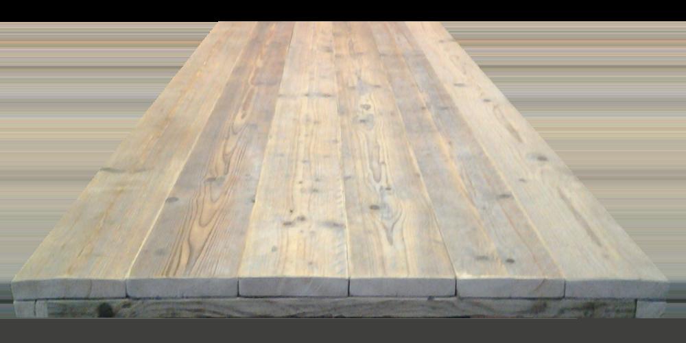 steigerhout tafelblad industriele tafel