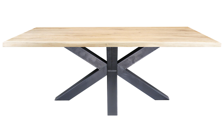 Industriele tafel robuuste tafels en design tafels op maat