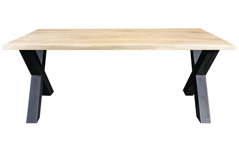 Tafel Van Boomstam : Boomstam tafel industriele tafel